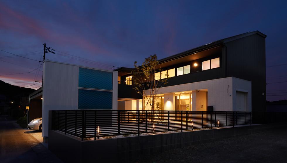 OTS house facade
