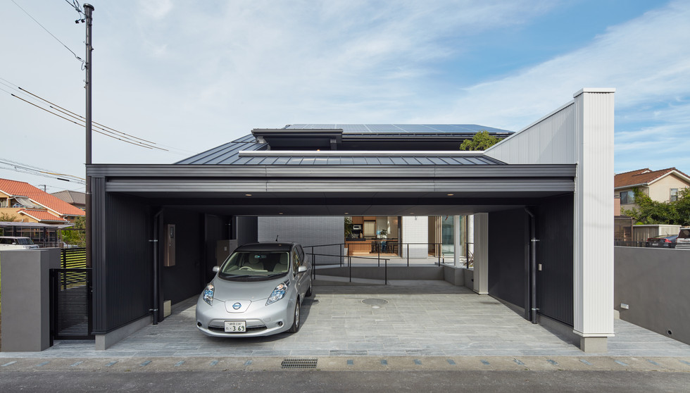 OTS house parking