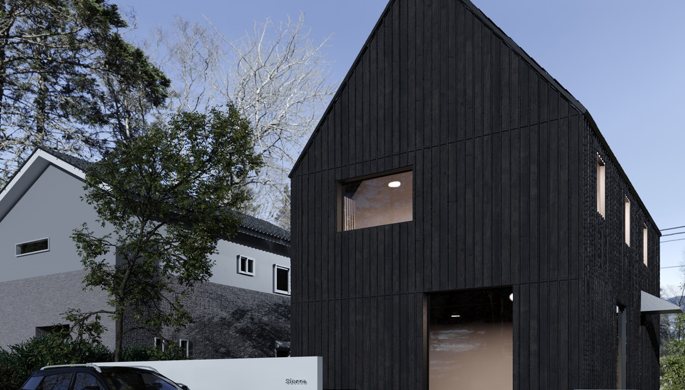 House B