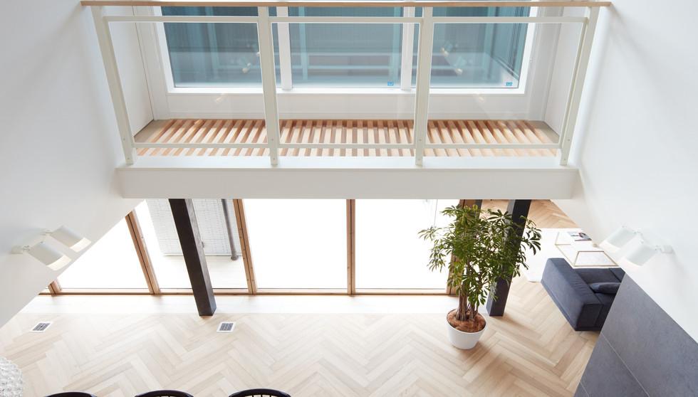 OTS house atrium