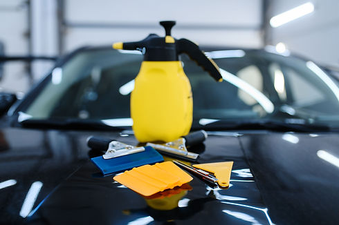 Car window tinting services