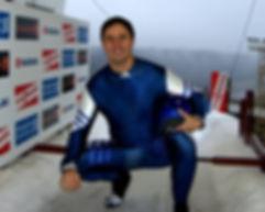 4-time Olmpian Ruben Gonzalez