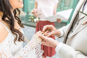 Eheversprechen geben
