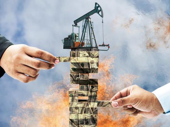 """For Shale Oil, Cash Flow Ain't """"Free"""""""