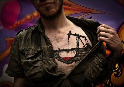 Oilfield Tattoos