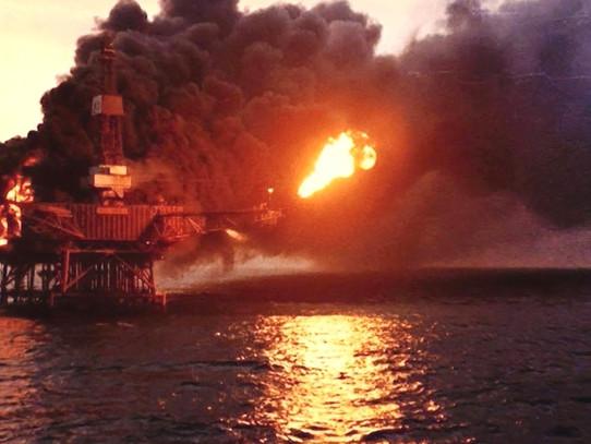 Piper Alpha; 1988