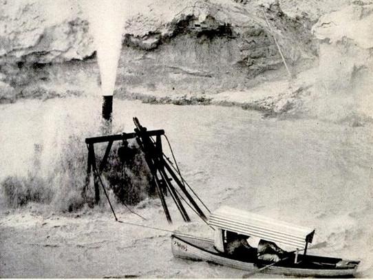 La Blanca; 1938