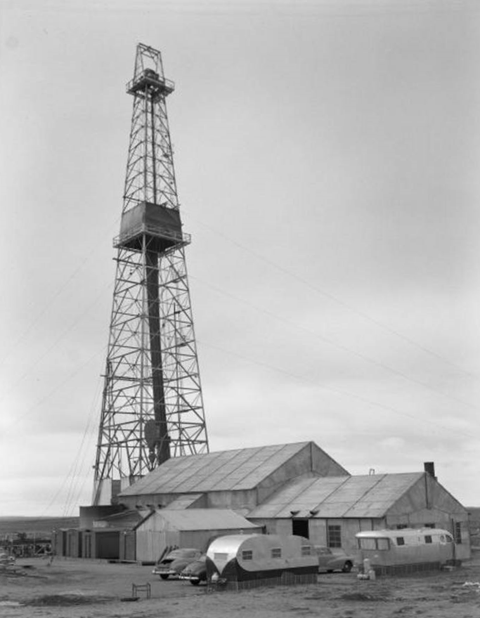 Sublette County, Wyoming; 1947