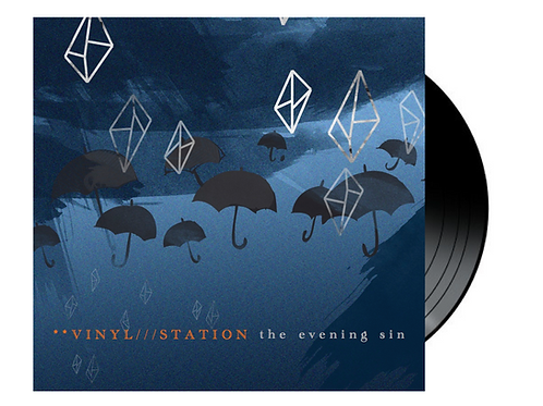 The Evening Sin vinyl Record