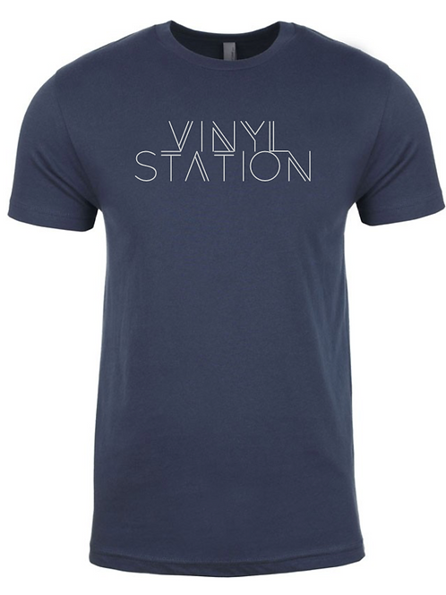 Unisex VINYL STATION Cotton Crew