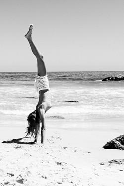 ' Love the beach ' Neo2 Magazine