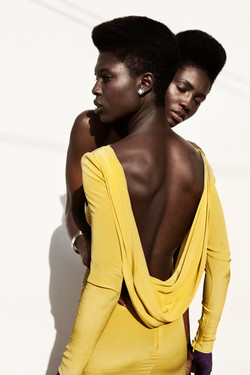 ' Two become one ' Nu Mode Magazine