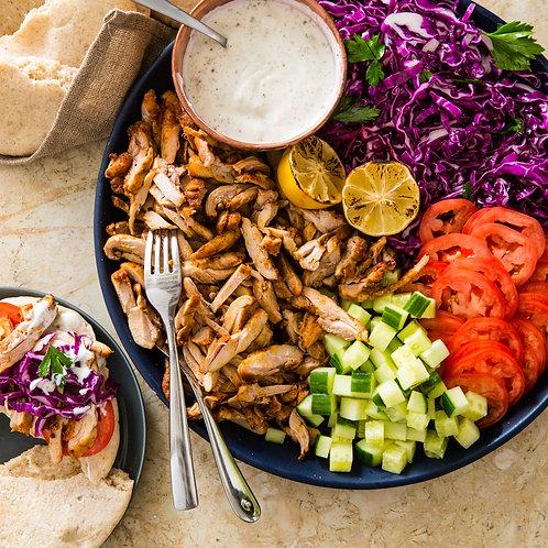 Shawarma Chicken Meat