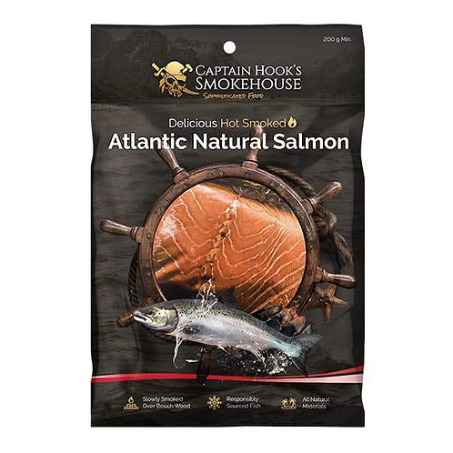 Hot Smoked Atlantic Salmon