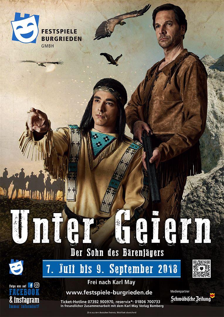 Festspiele Burgrieden - Unter Geiern