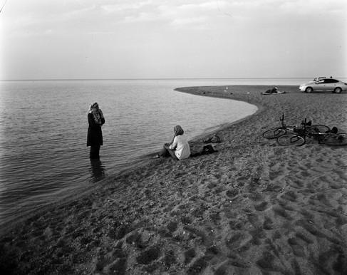 Women Bathing, Red Sea