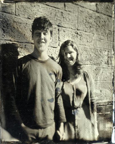Finn and Amy