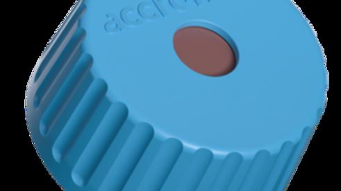 Accroma Screw cap blue incl Septa PTFE 100pcs