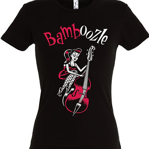 Ladies Fitted Bamboozle T-Shirt