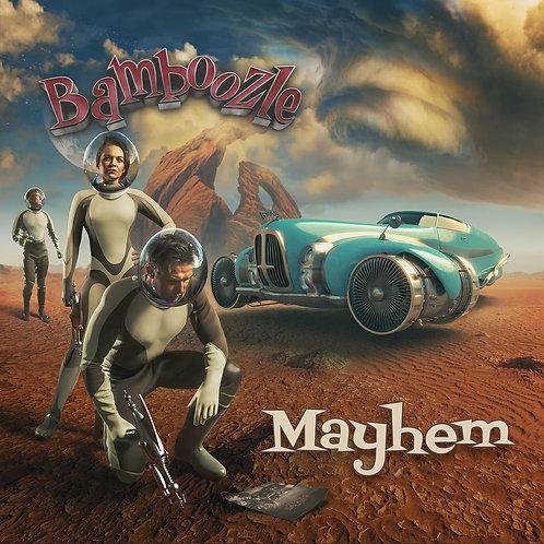 CD - Mayhem/Daddy's Girl - Single (2018)