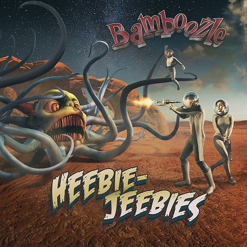 """Limited Edition 7"""" Vinyl - Heebie Jeebies - Single (2018) +Exclusive Bonus Track"""