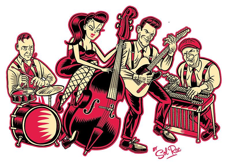 Bamboozle Band Logo