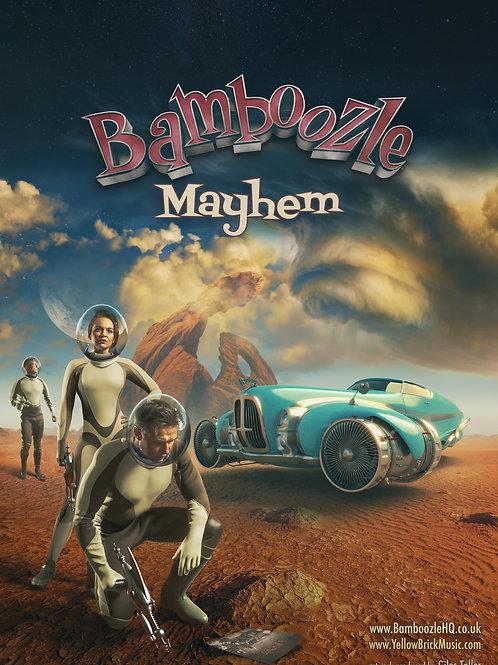 A3 Poster - Mayhem