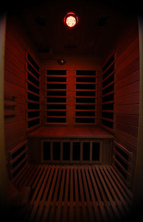 Infrared Salt Sauna -Benefits Float Into