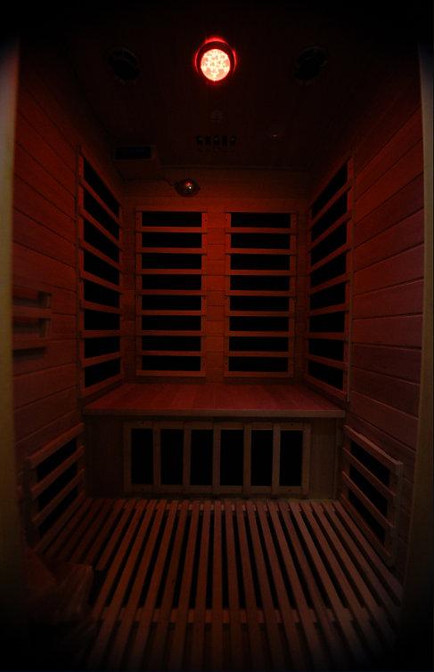 Infrared Salt Sauna -Benefits Float Into