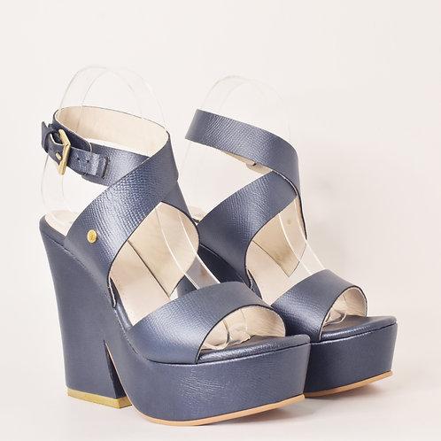 Zapato Madrid Azul Noche
