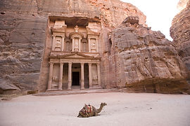 Petra, Jordan, Middle East, ancient, travel