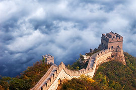 The Great Wall of China, walls, fortess, history, travel