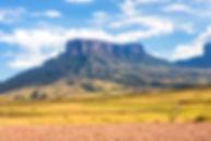 Mount Rozaim, LaGran Sabana, Venezuela, South America, Plains, Nature, Beauty, Travel