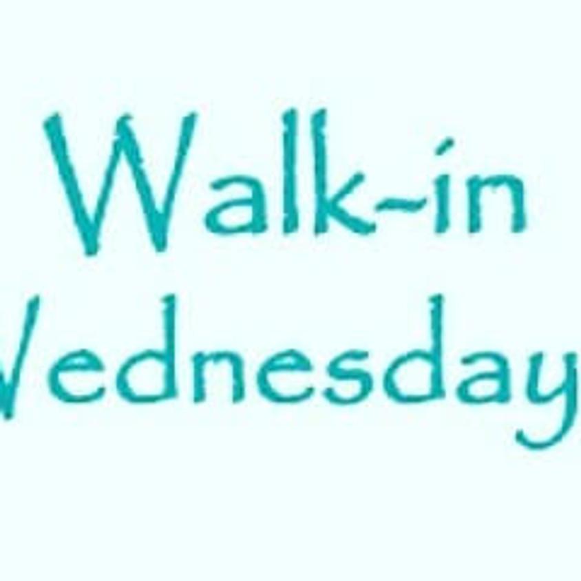 Walk-In Wednesday - Sip N Silk