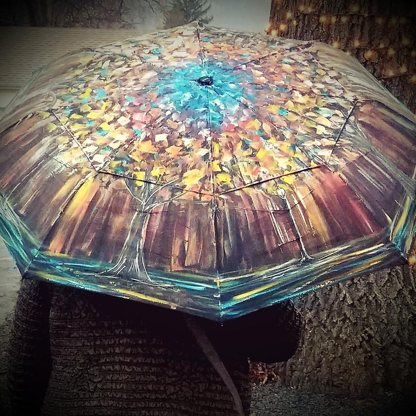 Walk in the Rain Umbrella $40