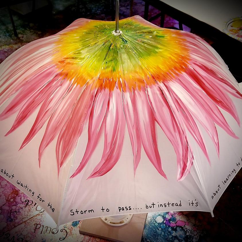 Fantasy Flower Umbrella
