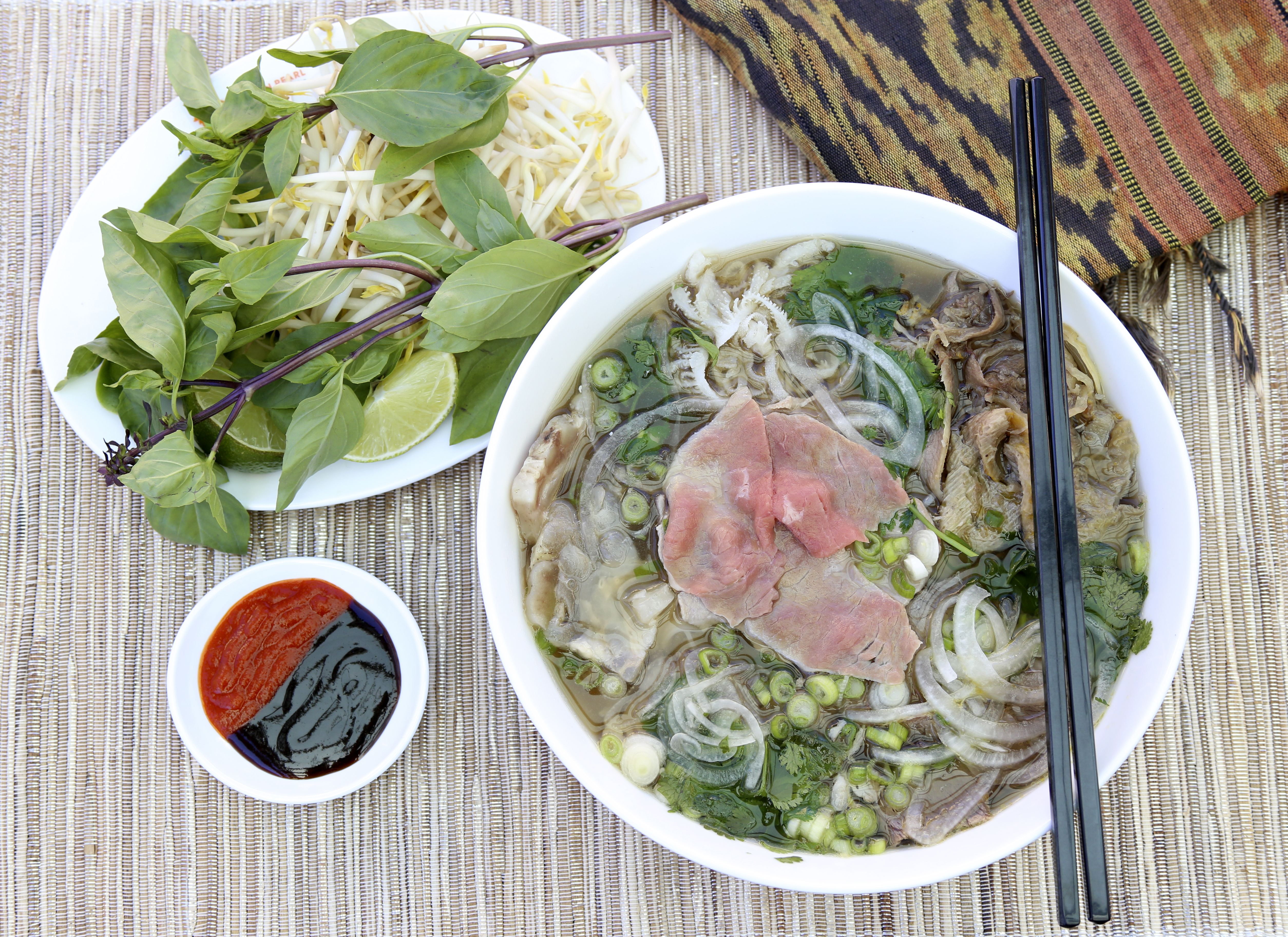 Authentic Vietnamese Food | California | Pho Saigon Pearl