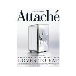 Attache Magazine Design Direction