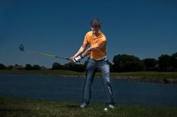 WrisTRAINER Golfer Backswing