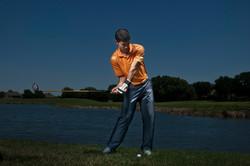 WrisTRAINER Golfer Half Down Swing