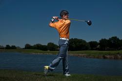WrisTRAINER Golfer Finish