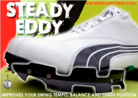 Steady Eddy | Lead Foot Anchor
