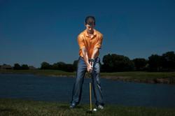 WrisTRAINER Golfer Setup