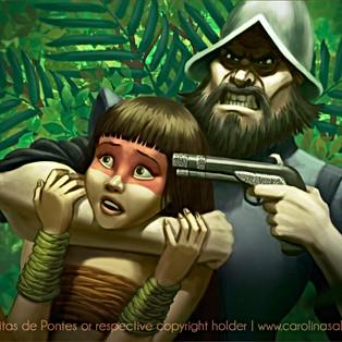 Personal: Jaciara And The Amazon Creatures