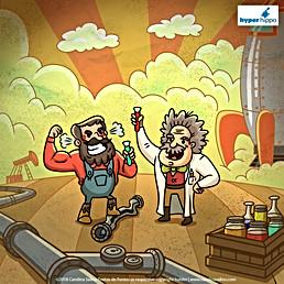 Game Artist - Adventure Communist