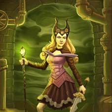 Warrior Princess Aurora
