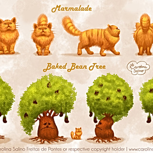 Personal: Marmalade The Cat