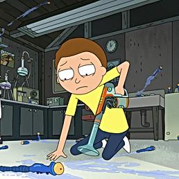 BG Artist - Rick and Morty