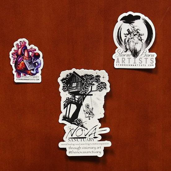 Sticker Pack 3