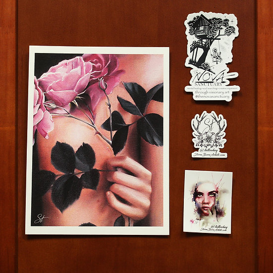 Print / Sticker Pack - Shannon Toohey